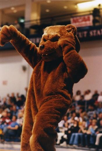 Basketball mascot 1999