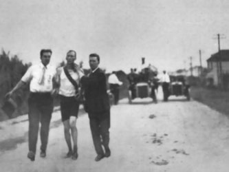 1904 Olympics, marathon