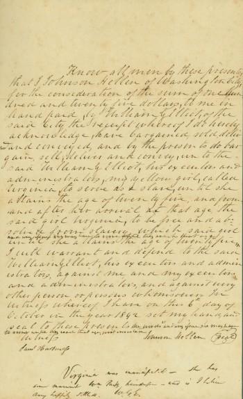 Letter_1842_slave-girl