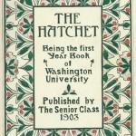 Hatchet, 1903 title page