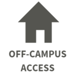 Off-campus access portal