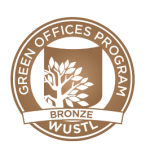 Green Office Program bronze