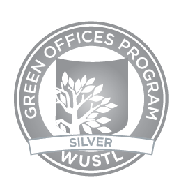 Green Office Program Silver certification seal