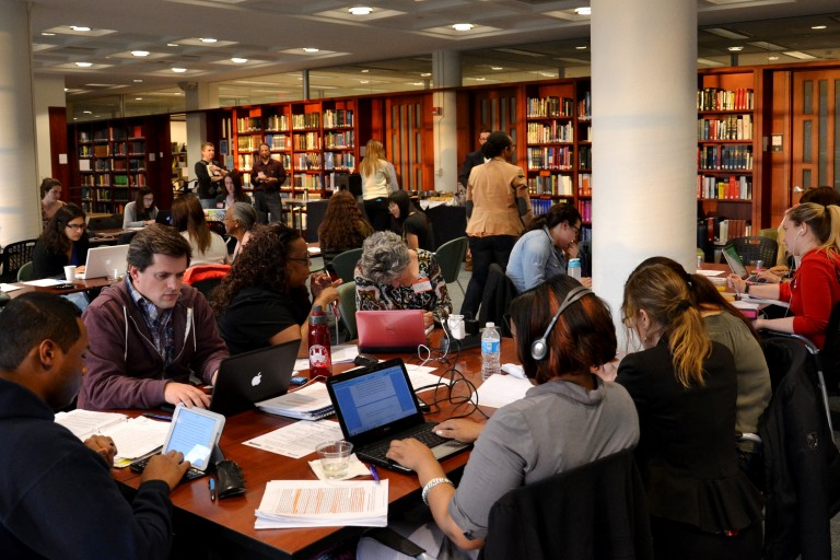 research papers library A successful term paper is the result of examining a topic or question through the reading, analysis, and synthesis of a variety of sources of information.