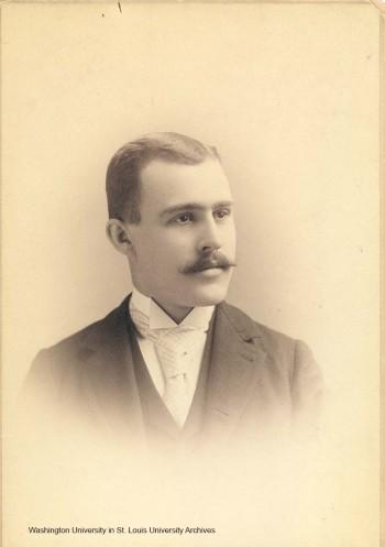 Thomas Gaskell Allen, WU alum 1890