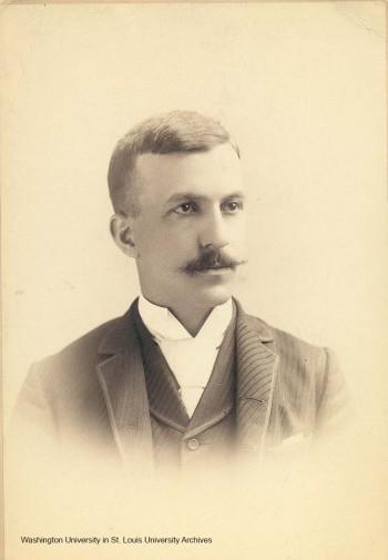 William Lewis Sachtleben, WU alum 1890