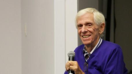 Filmmaker Jack Willis at Washington University