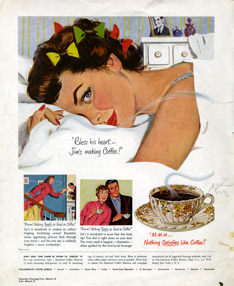 Searching For Lost Sleep In Vintage Advertising