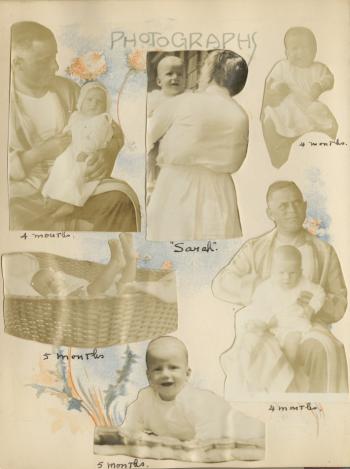 James Merrill Baby Book 3