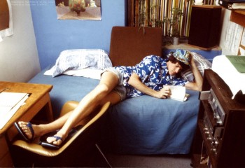 A Look Back Dorm Rooms Over The Years University