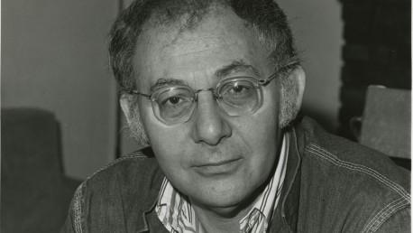 Stanley Elkin Portrait