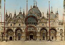 Title: Venice, San Marco Facade; Image ID: SS7729495_7729495_827
