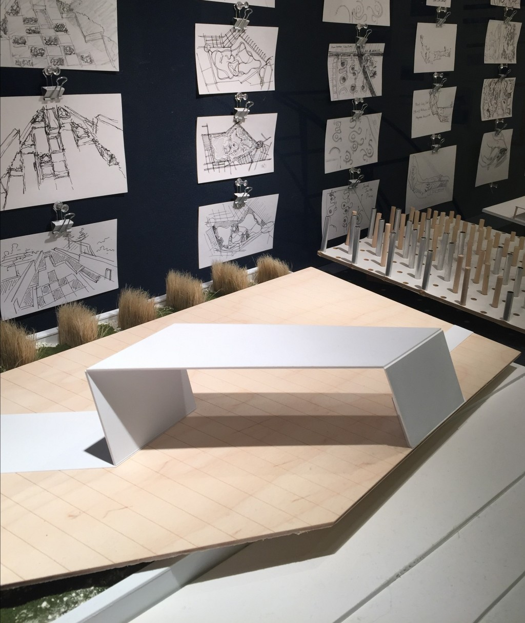 Modelling Contemporary Landscapes