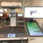 KIC Bookeye 4 overhead scanner