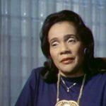 """Coretta Scott King in """"Eyes on the Prize"""""""
