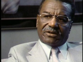 """Rev. Fred Shuttlesworth in """"Eyes on the Prize"""""""
