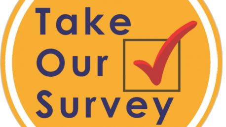 Take our survey!