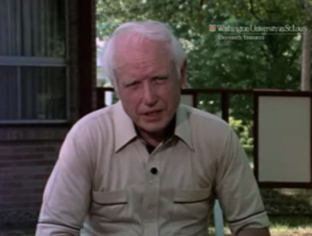 Still from Interview with William B. Huie, 1979