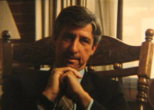 "Tom Hayden in ""Eyes on the Prize"""