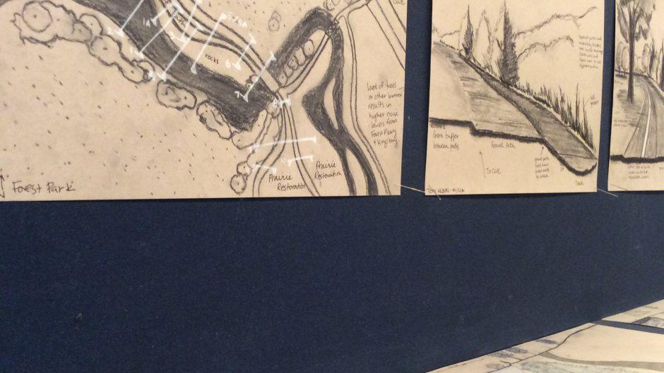 Fieldnotes study exhibit