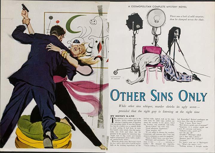 Cosmopolitan, December 1952