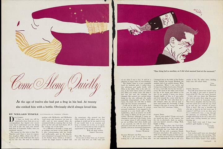 Cosmopolitan, May 1955