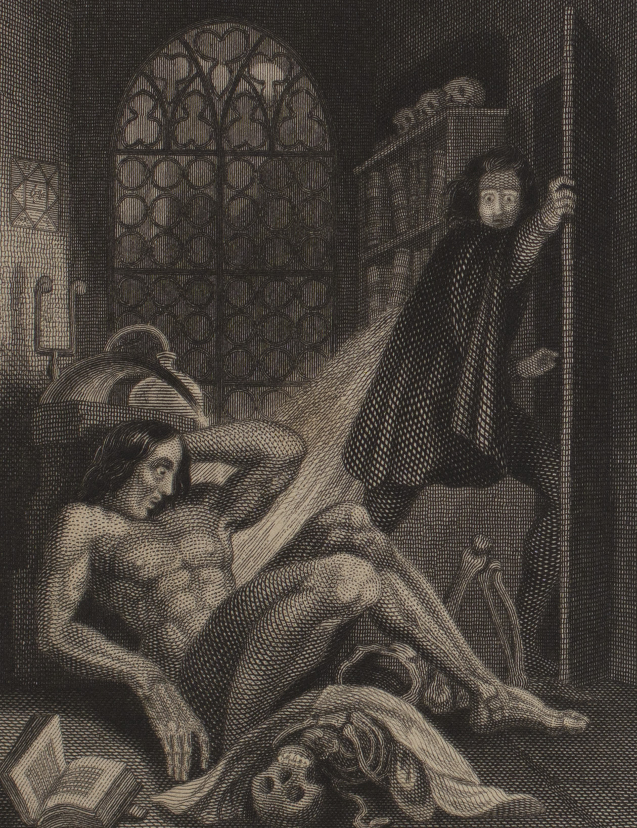 the gothic qualities that makes up frankenstein by mary shelley 1 on frankenstein: greed driven identity in mary shelley's gothic novel, frankenstein, personal identity and the construction of it take a principal role in the building of the characters.