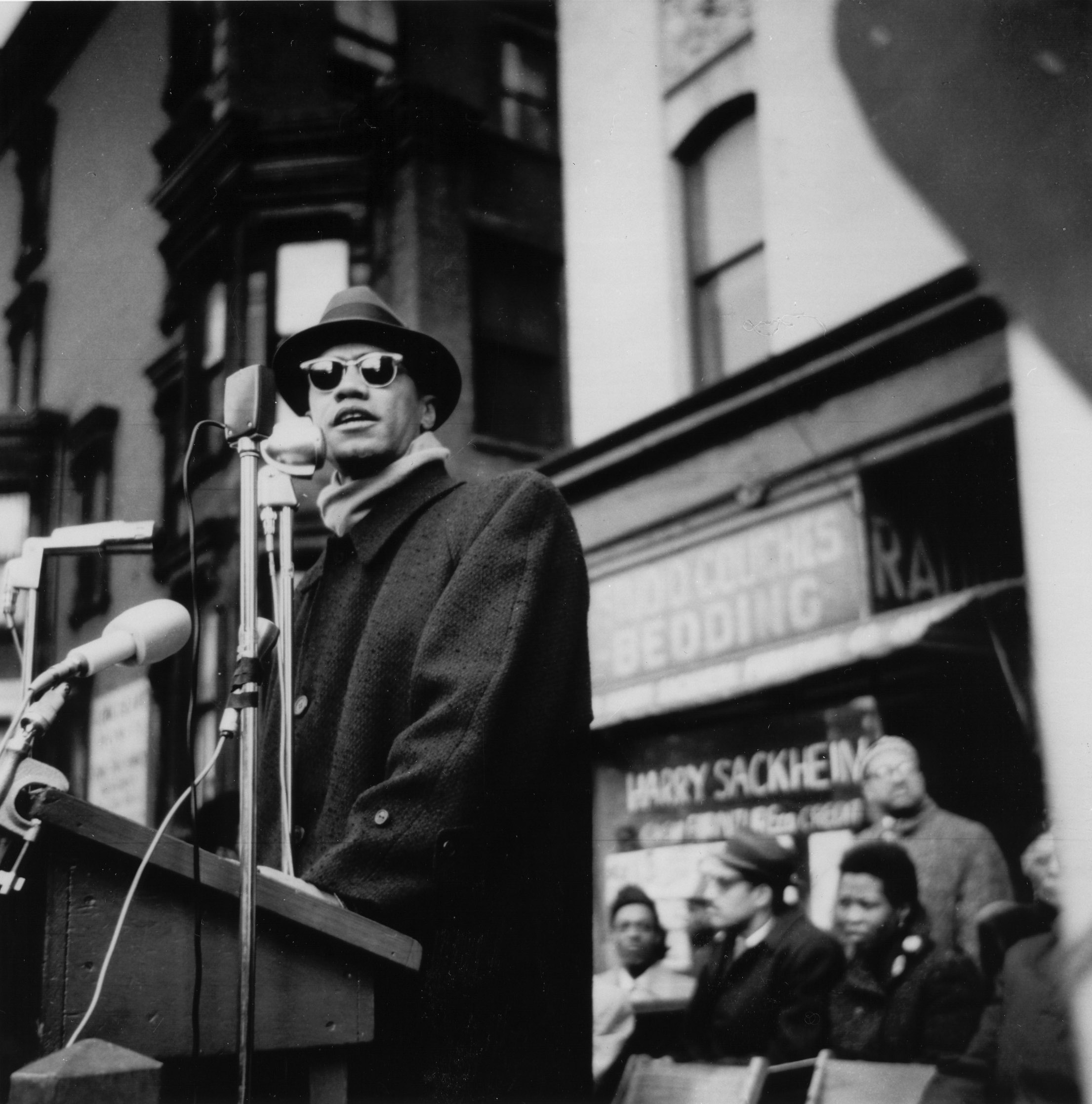 19dce1b1ae7 New Malcolm X Documentary Features Footage from Washington University  Archives