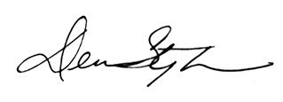Denise Stephens' signature