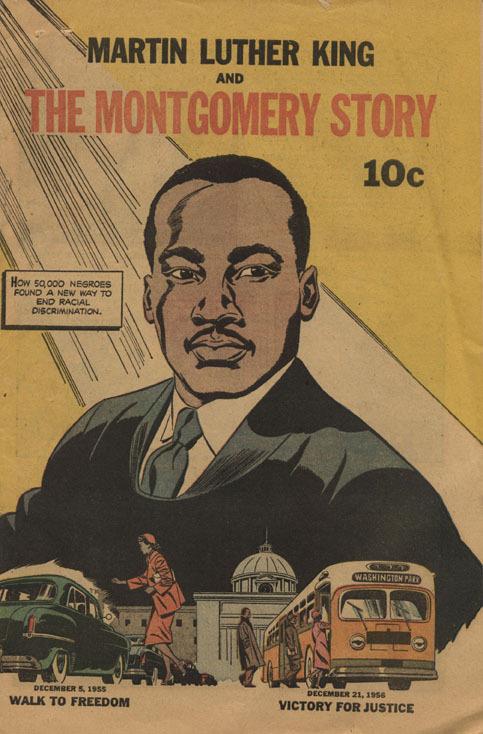 Martin Luther King Jr And The Montgomery Bus Boycott Washington