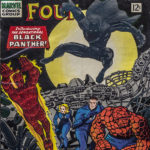 Fantastic Four cover July 1966