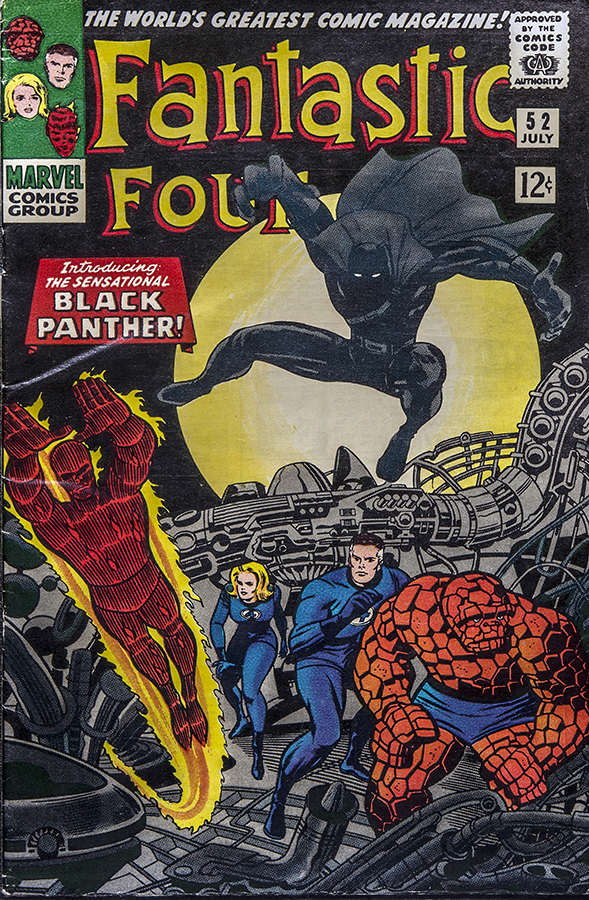 fantastic four 1967 the way it all began