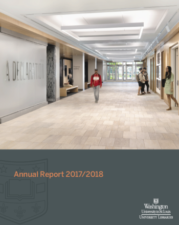 University Libraries' Annual Report