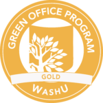 Green Office Program Gold certification seal