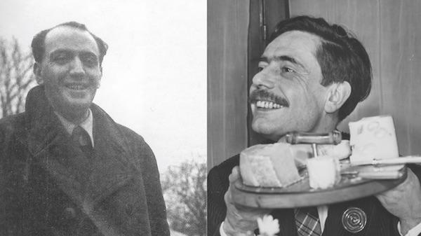François Caradec et Pascal Pia, Correspondance En attendant Nadeau