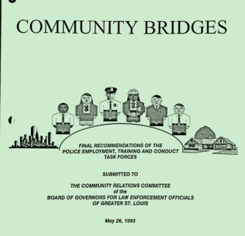 Community Brodges report cover
