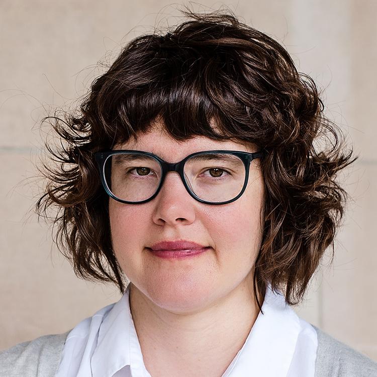 Jenny Atkins, Art (Studio Arts) and Architecture Librarian