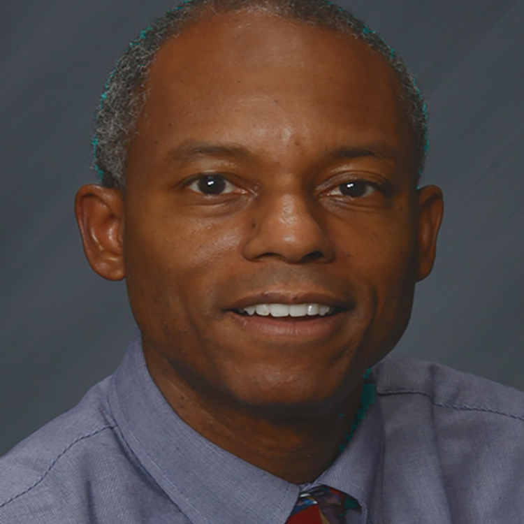 Staff photo of Rudolph Clay.