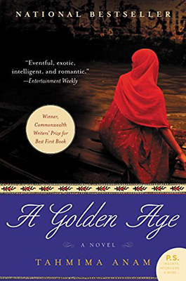 Cover of Tahmima Anam's A Golden Age.