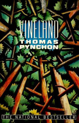 Cover of Thomas Pynchon's Vineland.