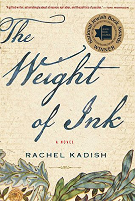 Cover of Rachel Kadish's The Weight of Ink.